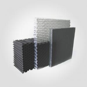 Aluminum honeycomb core-2