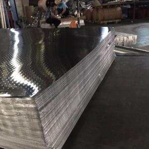 Aluminum honeycomb core-17