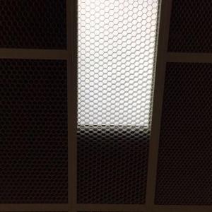 Aluminum honeycomb core-27